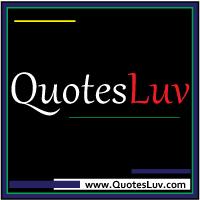 QuotesLuv Website Logo Design 1B. Medium Image Size:200x200px