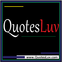 QuotesLuv Website Logo Design 1C. Medium Image Size:200x200px
