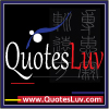 Website Logo Design for Branding of QuotesLuv Website on Quotes.Image Size:100x100px