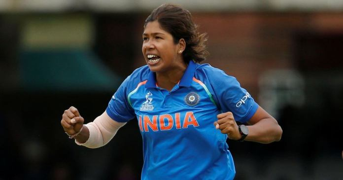Jhulan Goswami first female cricketer to register 1000 runs and 150 wickets