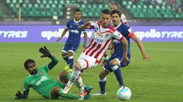 Hitesh Sharma spoke about ATK's star personality Robbie Keane and said that the 37-year-old was like a mentor to the ATK players