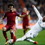 Mohamed Salah Sergio Ramos Real Madrid vs Liverpool