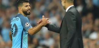 Sergio Aguero reveals it all on his relationship with Pep Guardiola and Lionel Messi