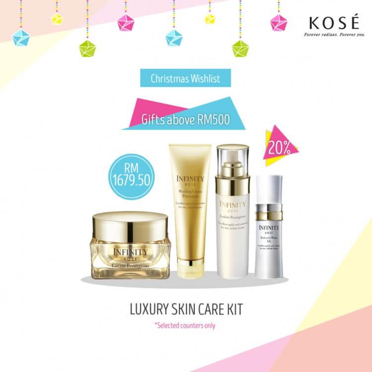 KOSE Christmas Promotion | LoopMe Malaysia