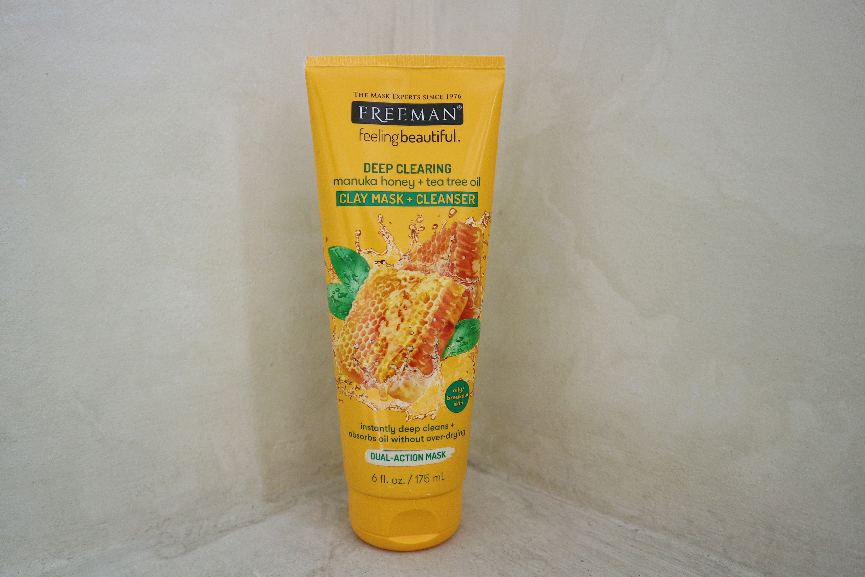 review freeman deep clearing
