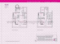Floor Plans for Newest Condo | SRX Property