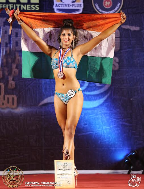 Shreyashri World Champion