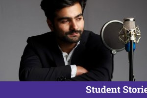 nishchay band interview singer performer student stories