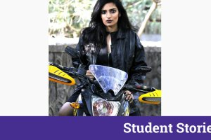 JANVI CHANDURE INTERVIEW FASHION BLOGGER STYLE CELEBRITY STUDENT STORIES