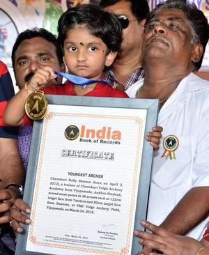 indias-youngest-archer-cherukuri-dolly-shivani-ss-interview