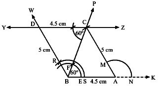 RS Aggarwal Class 6 Solutions Chapter 14 Constructions Ex 14.1