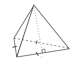 Triangular Pyramid Calculator- Area of a Pyramid and more