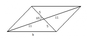 Parallelogram and Properties of Parllelogram along with