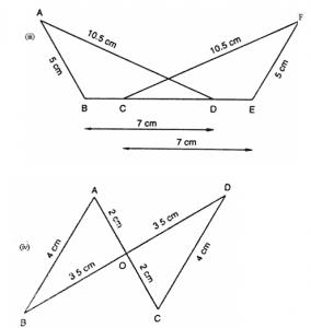 RD Sharma Solutions Class 7 Maths Chapter 16 Congruence