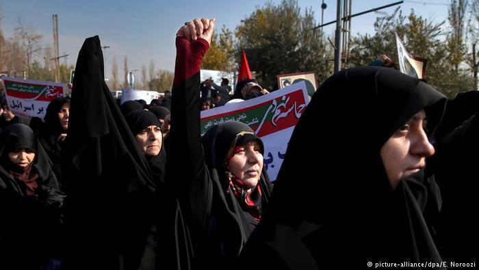 IranProtest_DW