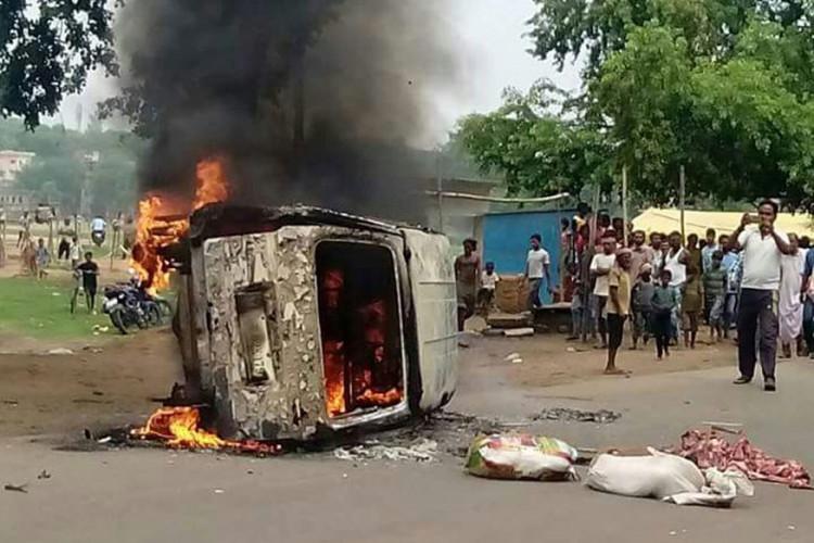 جھارکھنڈ: گئو رکشا کے نام پر ہوئے قتل میں ملزموں کو عمر قید