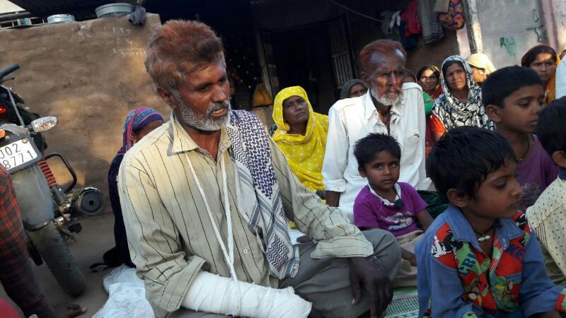 گجرات : آرمس ٹریننگ اور ترشول دیکشا جیسے پروگرام پر پابندی کا مطالبہ