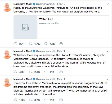 Modi-Tweet-Maharashtra-Institute