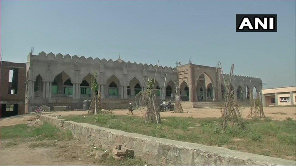 ہریانہ: مسجد کی فنڈنگ کو لے کر این آئی اے کے دعوے پر گاؤں والوں نے اٹھائے سوال