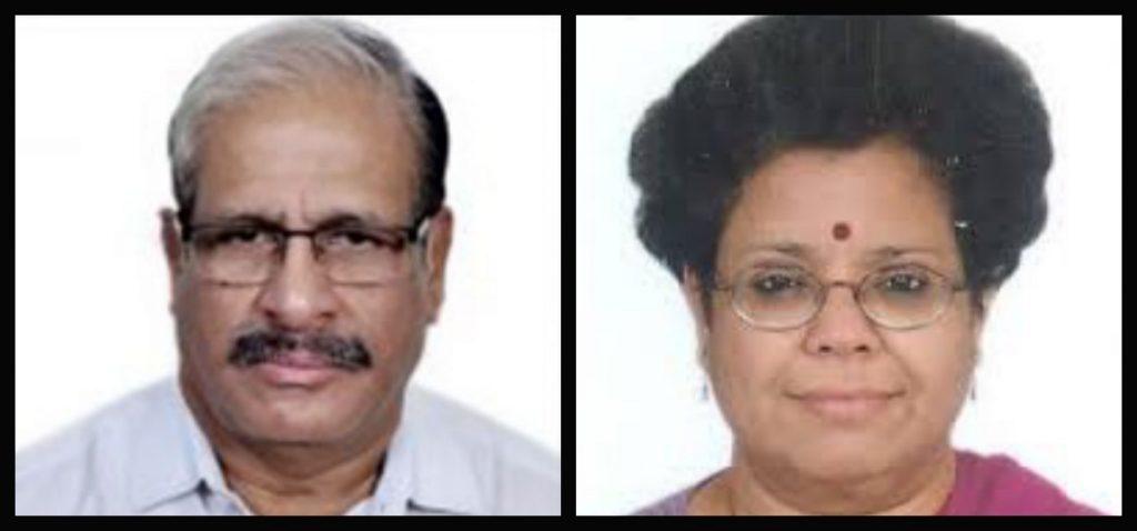پی سی موہنن اور جے وی میناکشی