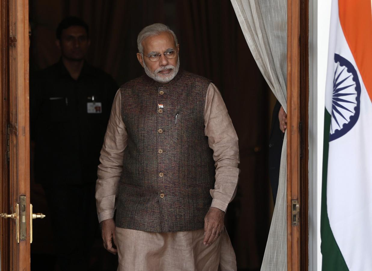 وزیر اعظم نریندر مودی(فوٹو : رائٹرس)