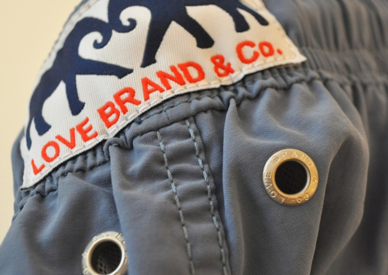 Look closer and the brand's logo features two elephants