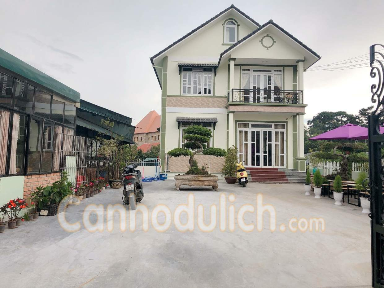 Villa Khánh Hân Đà Lạt