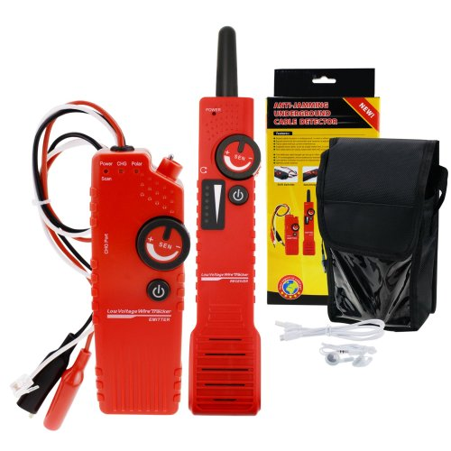 small resolution of details about cable tracker detector tester telephone wire locator polarity test function