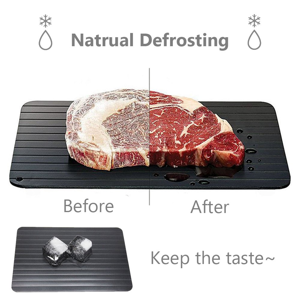 Kitchen Fast Defrosting Tray The Safest Way to Defrost ...