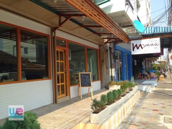 ร้านมินนะ คาเฟ่ (Minna Cafe')