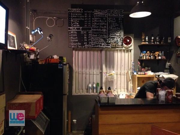 ร้าน Third World Cafe'