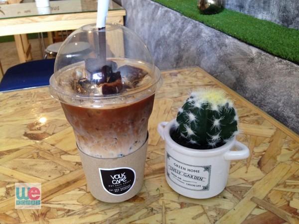 Volk Coffee เมนูแนะนำของร้าน