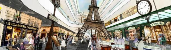 ชั้น GF Paris