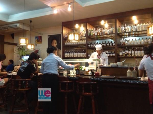 ร้านอาหารญี่ปุ่น Anego โรงแรมเจ้าพระยา