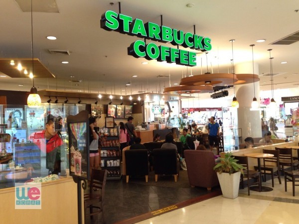 Starbucks The Mall โคราช