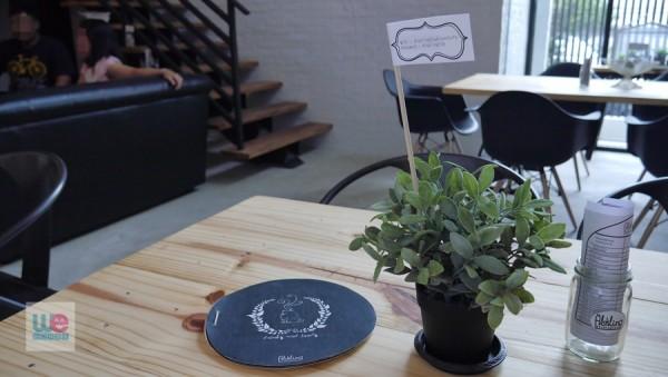 ร้าน Älskling Cafe'