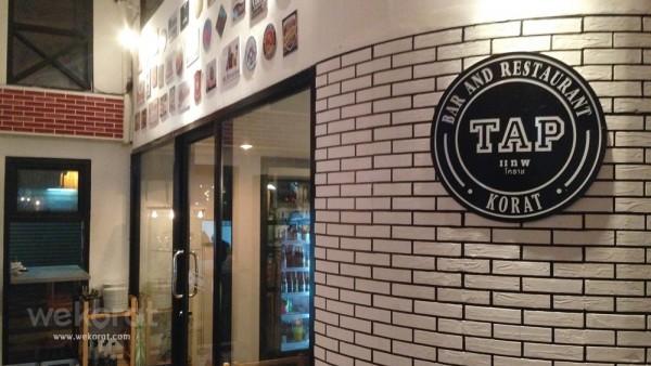 Tap Korat Bar and Restaurant ร้านบนถนนยมราช