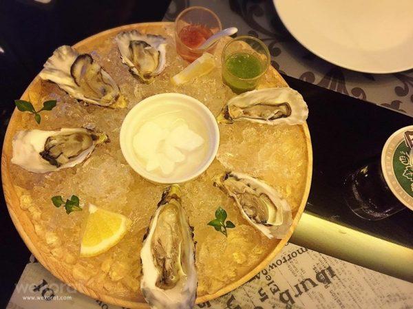 หอยนางรมเกาหลี