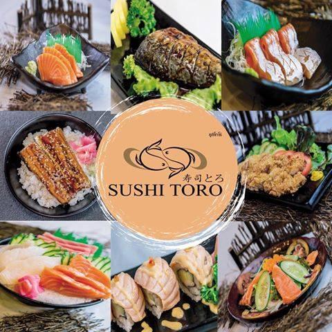 Sushi Toro (ภาพ Facebook)
