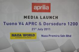 Aprilia Showroom Opening At Naza - 11