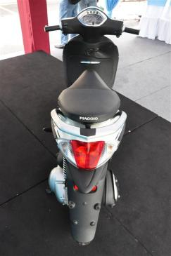 Piaggio Liberty 150cc Launch at New Vespa Showroom - 77