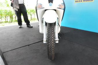 Piaggio Liberty 150cc Launch at New Vespa Showroom - 89