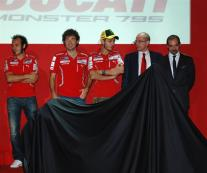 Ducati Monster 795 Launch - 02 - Valentino Rossi