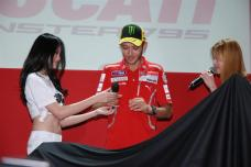 Ducati Monster 795 Launch - 04 - Valentino Rossi
