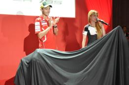 Ducati Monster 795 Launch - 067 Valentino Rossi & Hannah Tan