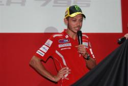 Ducati Monster 795 Launch - 07 - Valentino Rossi