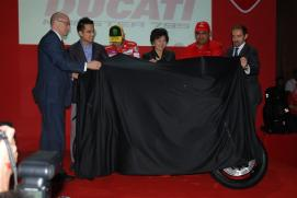 Ducati Monster 795 Launch - 11 - Valentino Rossi