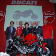 Ducati Monster 795 Launch - 15 - Valentino Rossi