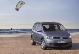 Volkswagen Cross Touran - 33