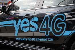 Malaysia's 1st 4G Internet Car Launch - 02